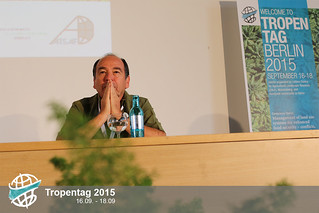 Miguel Altieri at Tropentag | by tropentag