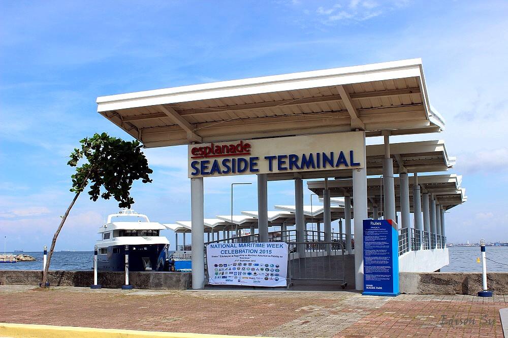Esplanade Seaside Terminal MOA