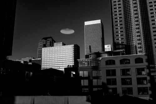 UFO Seattle Washington 2015 | by Bill Brussard // www.theeyeandthestreet.com