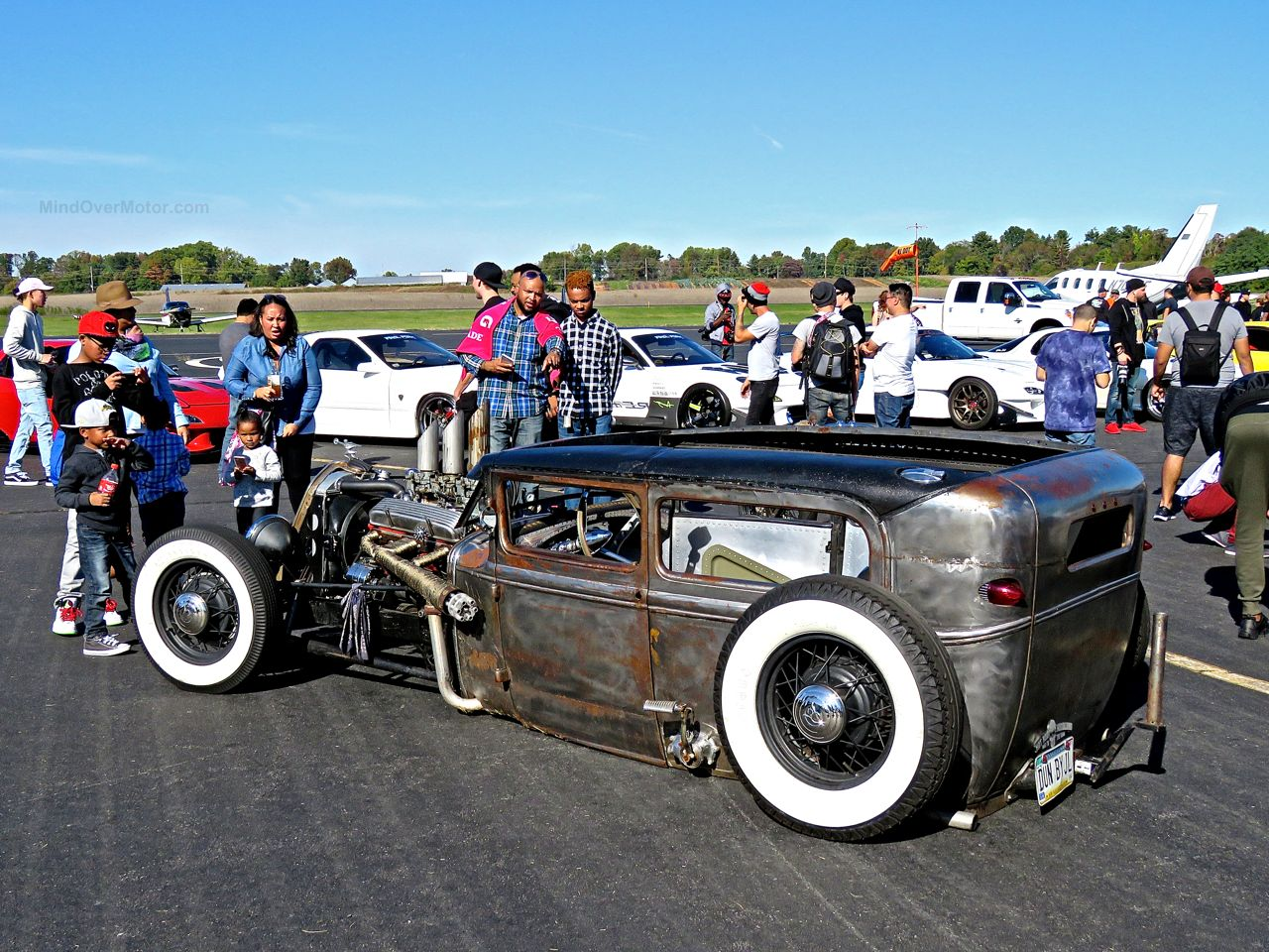 First Class Fitment Rat Rod