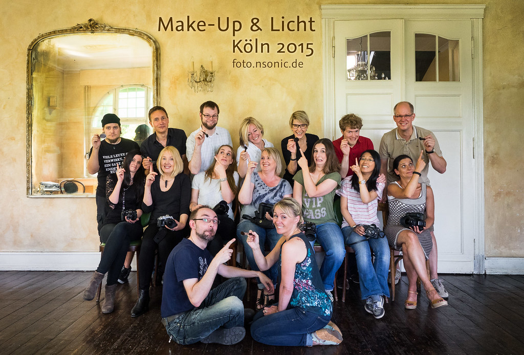 Make Up Licht : Schönheit · frau · cute · make up · licht · modell stock foto