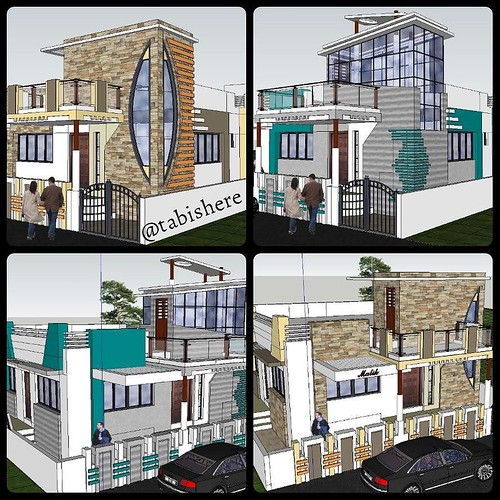 Home Design Software Sketchup: Unrenderd Finished Work! #TabishereArt #design #sketchup