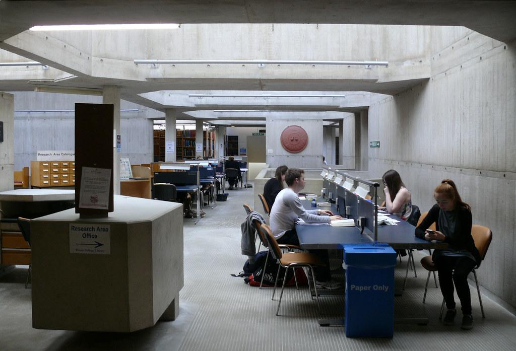 Berkeley Library Trinity College Dublin By Abk 5 Flickr