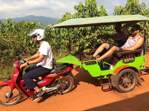 Cambo Challenge | by Large Minority Travel
