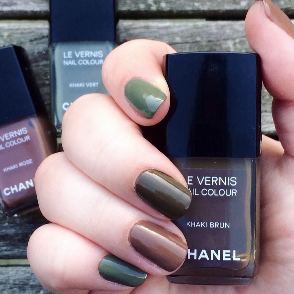 Chanel Les Khakis De Chanel Collection