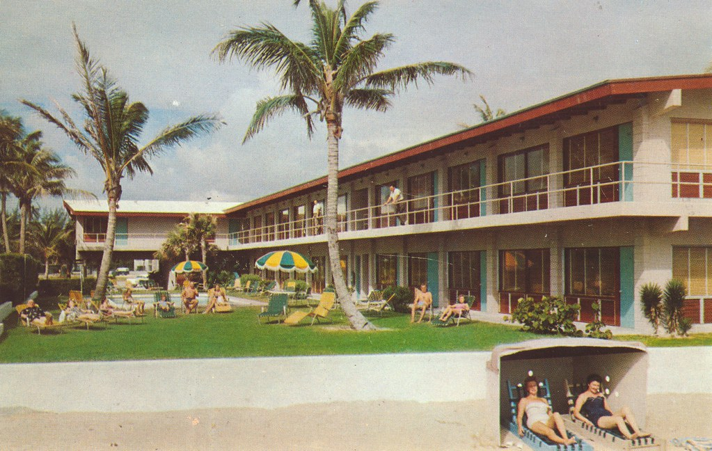 Beachside Motel & Apartments - Fort Lauderdale, Florida