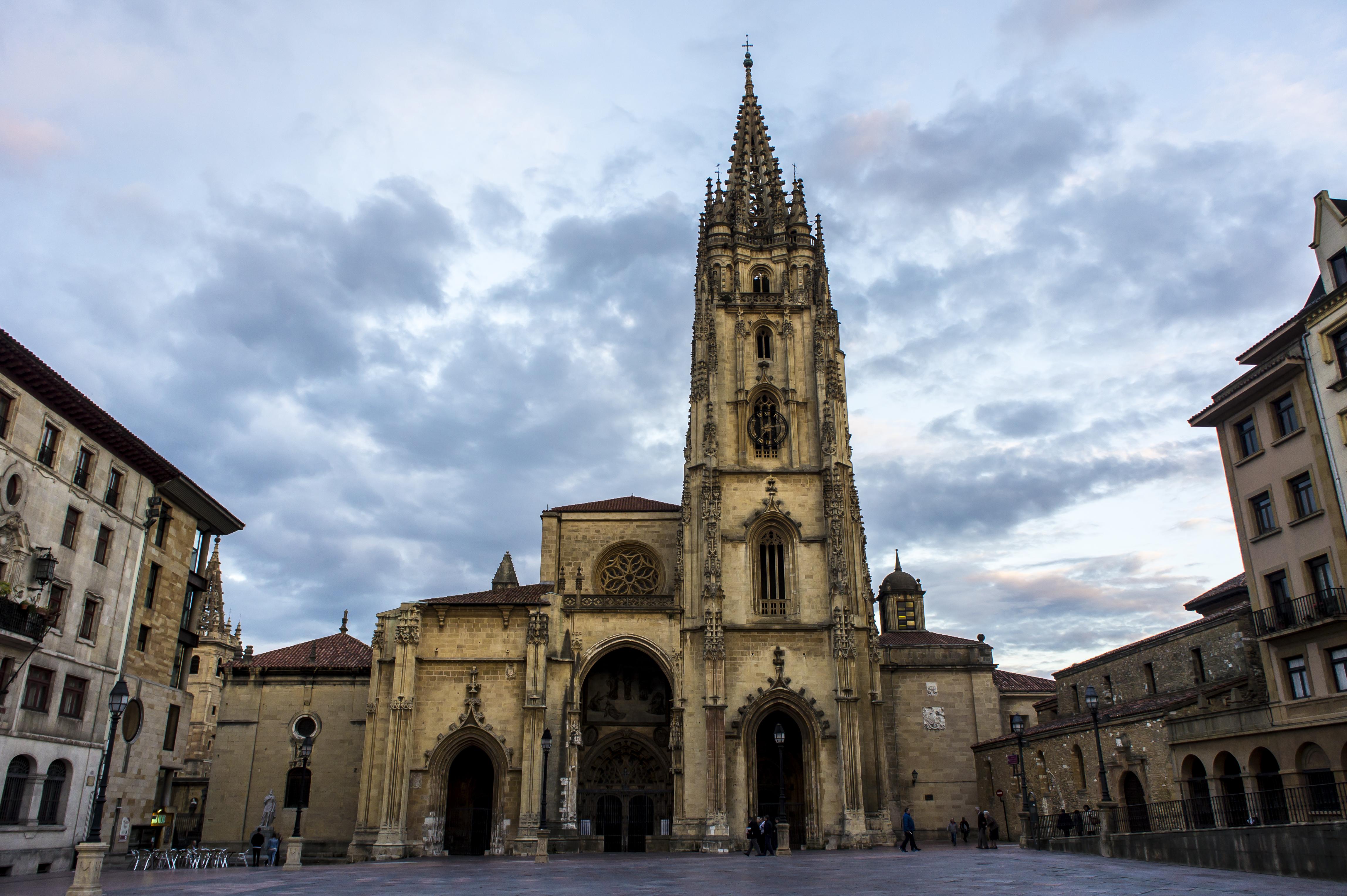Visitar Oviedo - Catedral de San Salvador