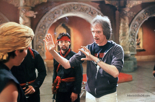 Big Trouble in Little China - Backstage 10 - John Carpenter