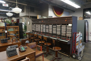 Universal Studios: Prop Department - Agent Carter | by Disney, Indiana