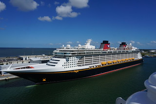 The Disney Dream at Port Canaveral | by Disney, Indiana