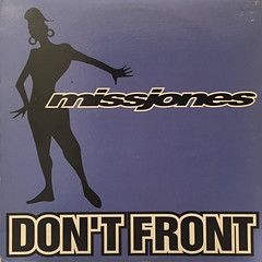 MISS JONES:DON'T FRONT(JACKET A)