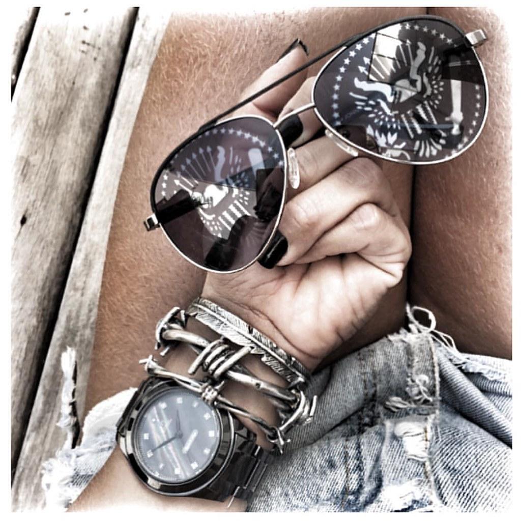 92465ba009943 Hoje é dia de Rock Chilli!!! O óculos é da coleção Rock Fe…   Flickr