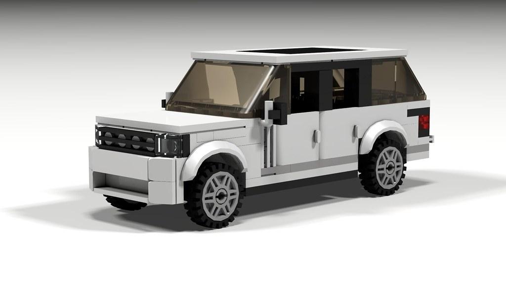 Range Rover SVAutobiography - LDD Render | Another ultra-lux… | Flickr