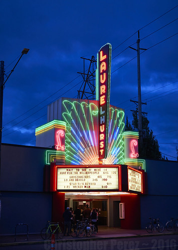 Laurelhurst Cinema ~ Portland, Oregon