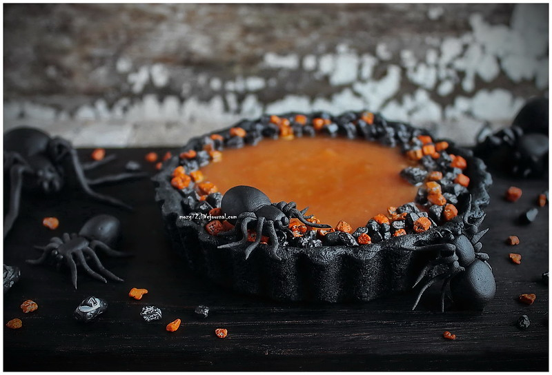 ...black tart marmalade pumpkin_