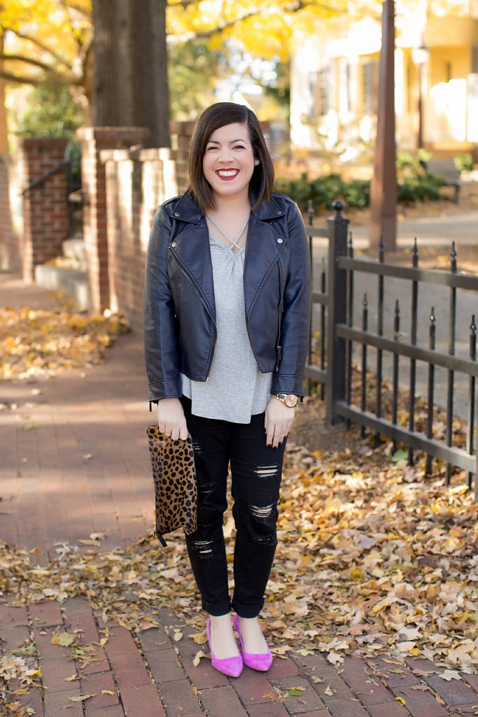 Leather Jacket-Head to Toe Chic-@headtotoechic