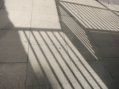 railings/nonslip paving
