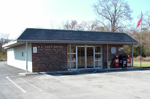 Sale Creek, TN post office | by PMCC Post Office Photos