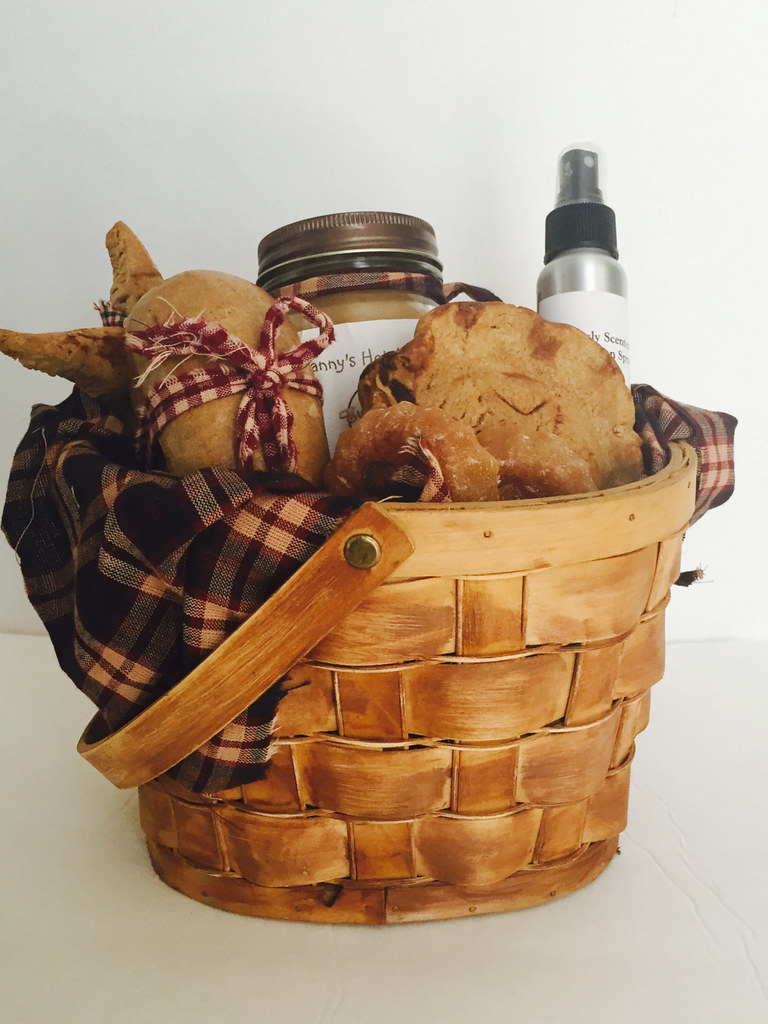 Kitchen Gift Fresh Baked Country Kitchen Gift Basket By Everythingdawn Flickr