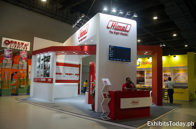 Himel Trade Show Display