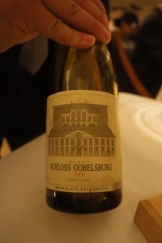 Schloss Gobelsburg 2000