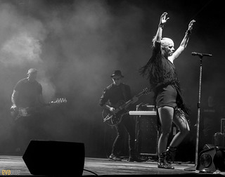 garbage at hollywood forever 07 | by Eva Blue