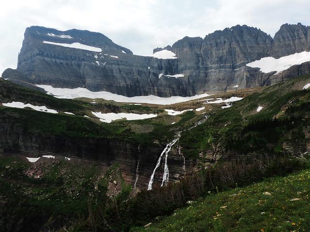 Grinnel Glacier Trail, Glacier National Park, Montana
