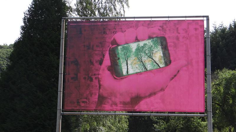 Kunst im Busch1