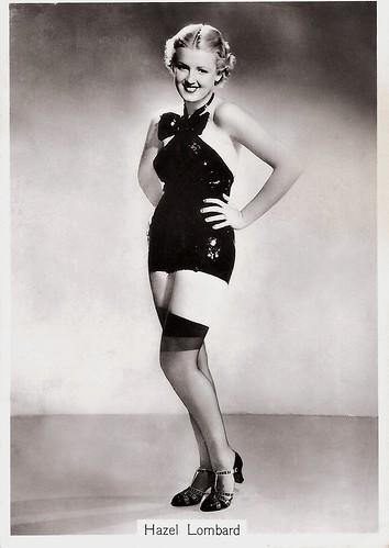 Hazel Lombard