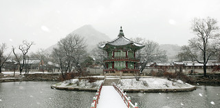 Snowfall_Seoul_Gyeongbokgung_01 | by KOREA.NET - Official page of the Republic of Korea