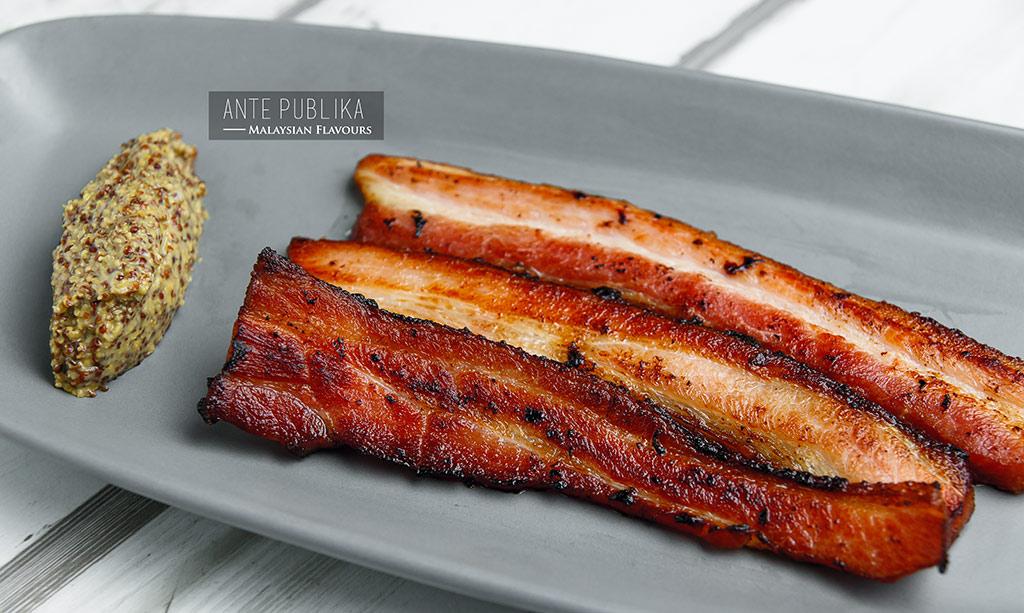 Ante Publika smoked bacon