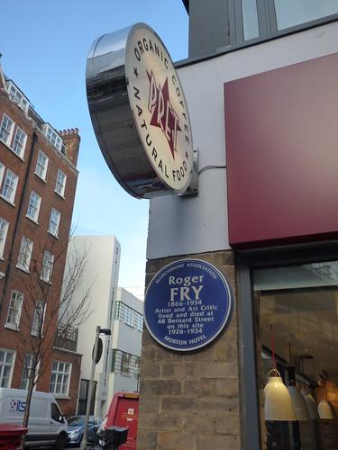Pret A Manger Bernard Street Russell Square London
