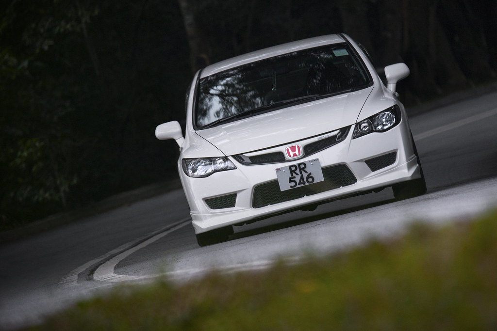 Superbe ... Honda Civic Type R (FD2) @ Tai Po, Hong Kong | By