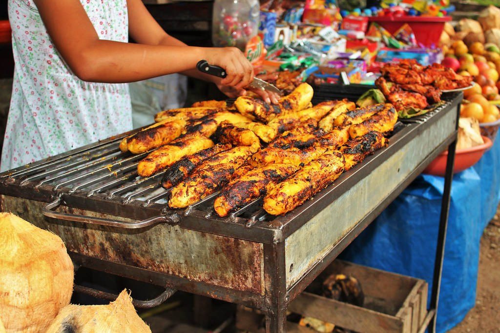 Maduros en Tarapoto - Perú