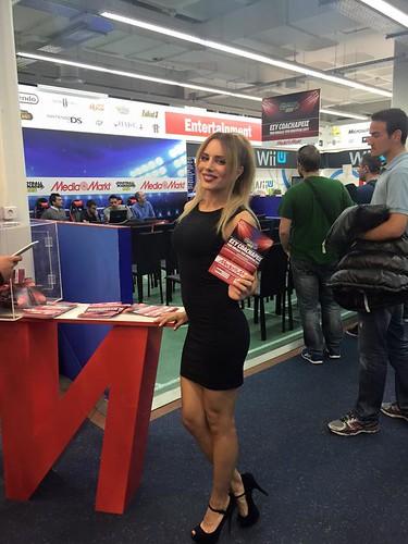 FM2016 Welcome @ Mediamarkt