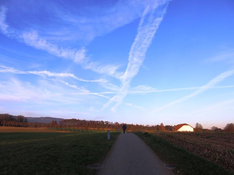 Sky over Feldbrunnen