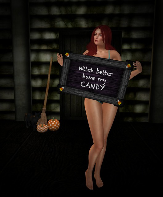 Witch better.. pose prop by NanTra