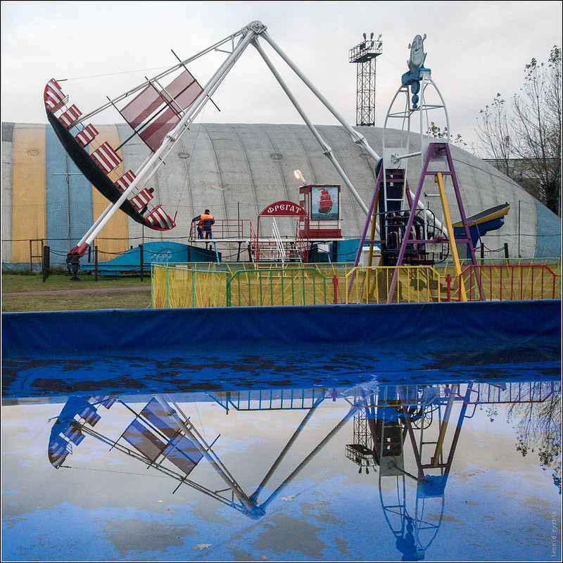 Babushkina park