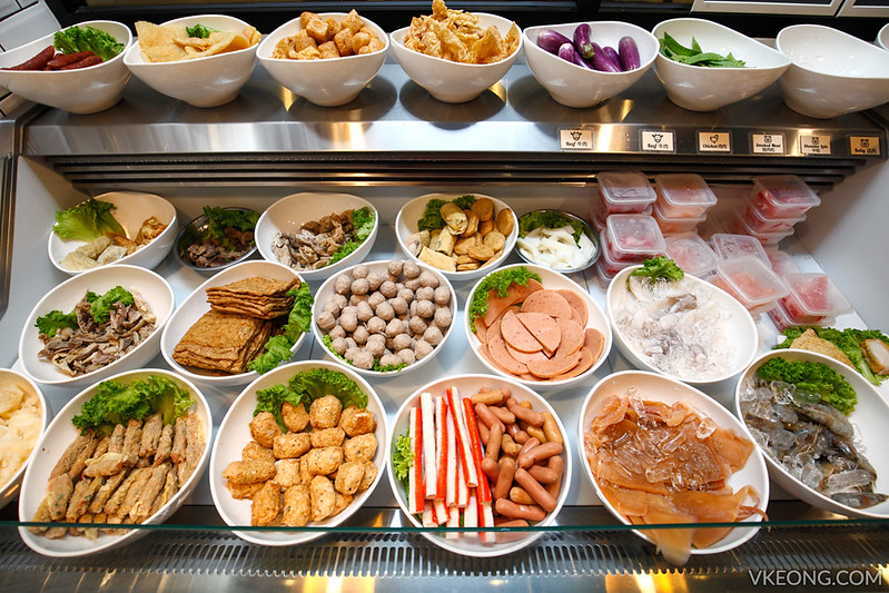 Hotpot Kitchen Meat Options