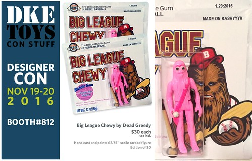 BIG LEAGUE CHEWY