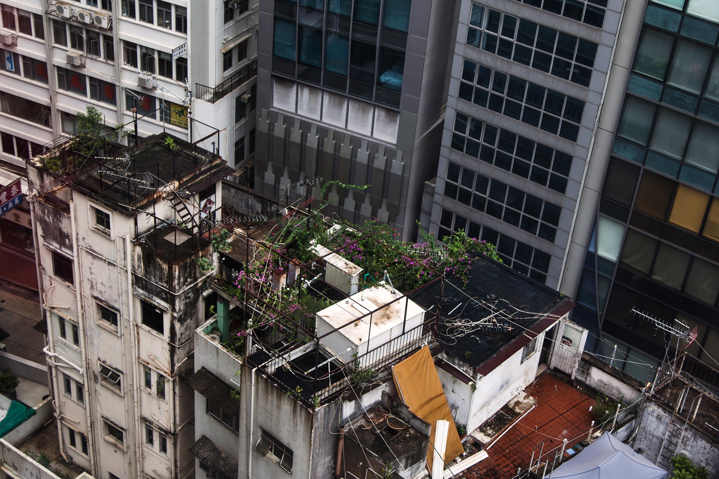 HK Rooftop