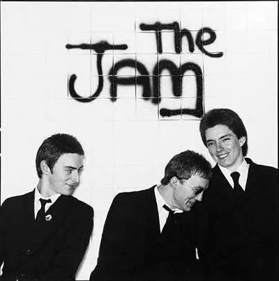 the jam album cover