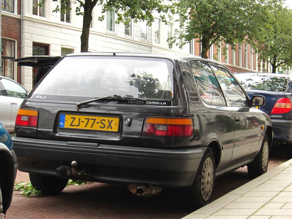 1991 Toyota Corolla 13 XLi Sport