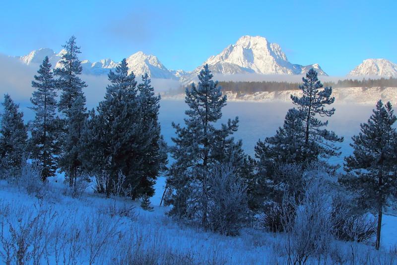 IMG_1730 Jackson Lake in Winter, Grand Teton National Park