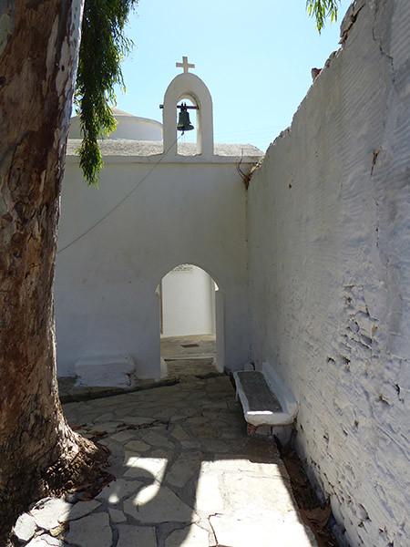 chapelle fermée halki