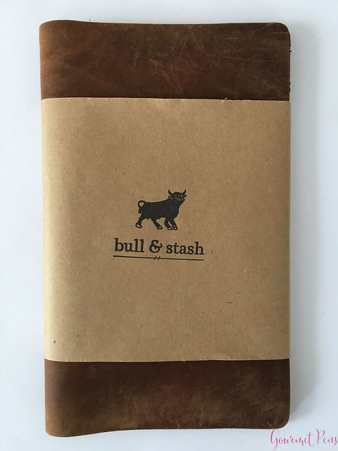 "Review Bull & Stash ""The Stash"" Leather Cover Review @BullandStash 1"