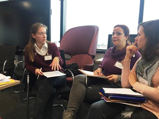 Projektinis mokytojų susitikimas Olandijoje