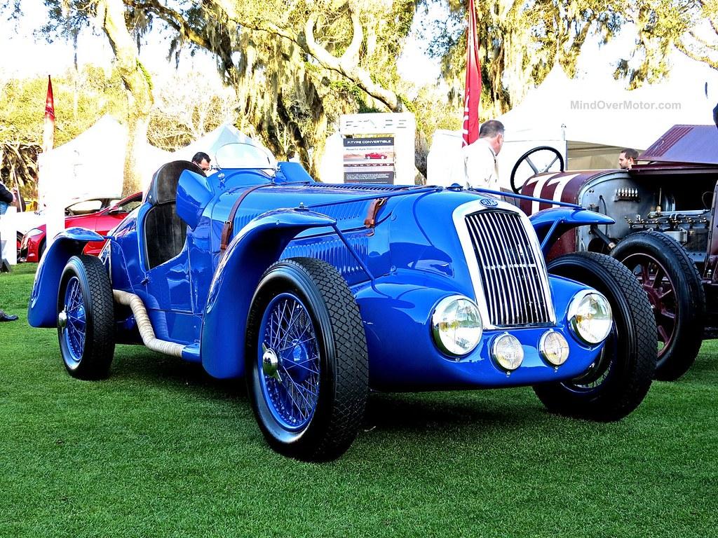 1939 Delage D6 3 Liter Grand Prix 2