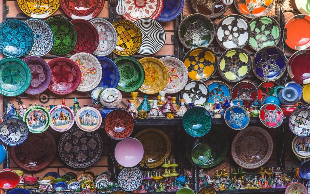 Marokko Marrakech-16