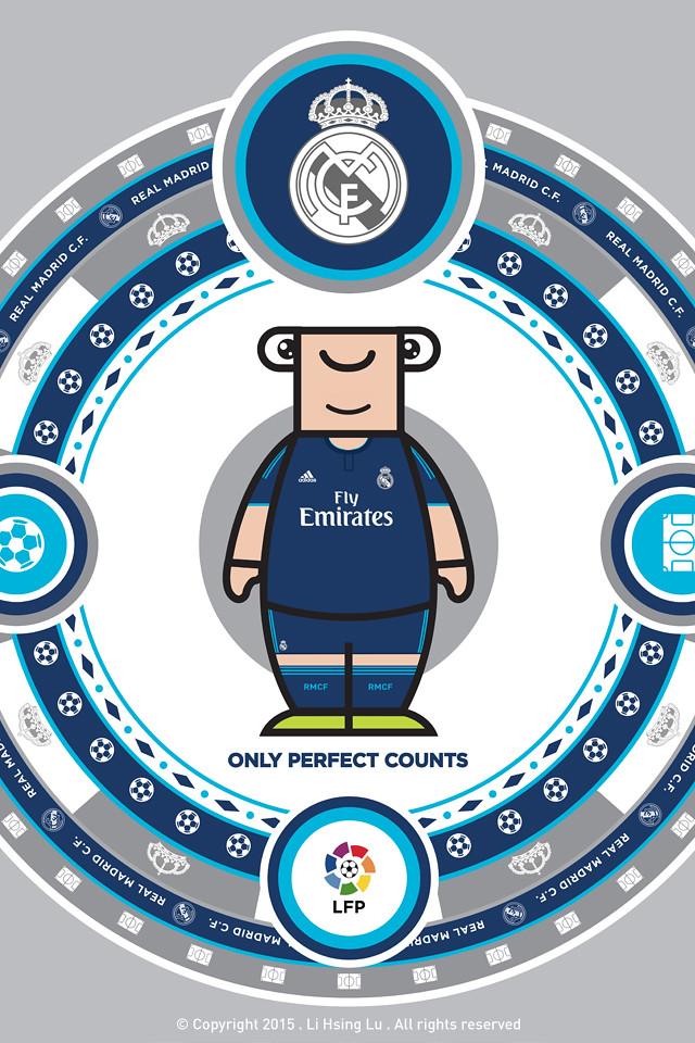 Real Madrid Wallpaper 2 By Li Hsing Lu